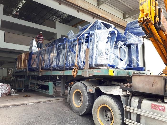 Công ty băng tải Ngọc Châu