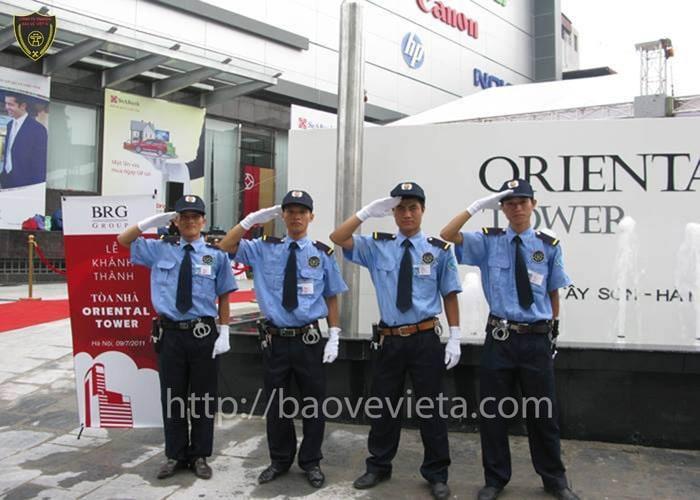 Công ty bảo vệ Việt Á