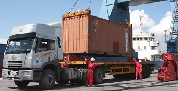 Công ty container Hồ Chí Minh