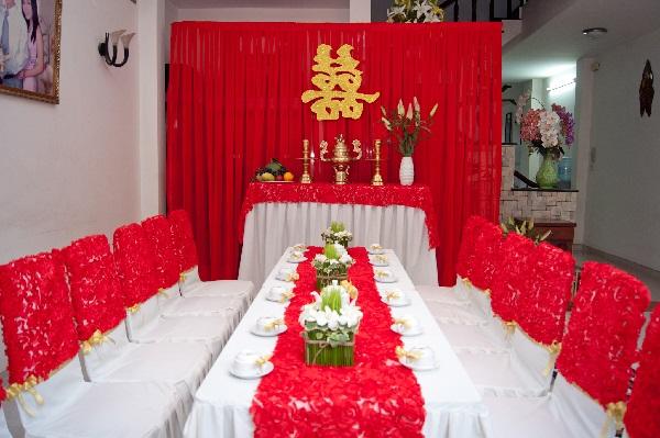 công ty cưới hỏi Hồ Chí Minh