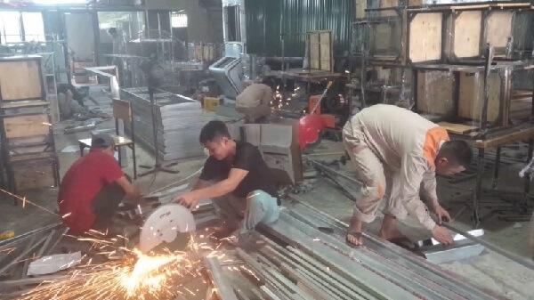 Công ty phân phối thép Hà Nội