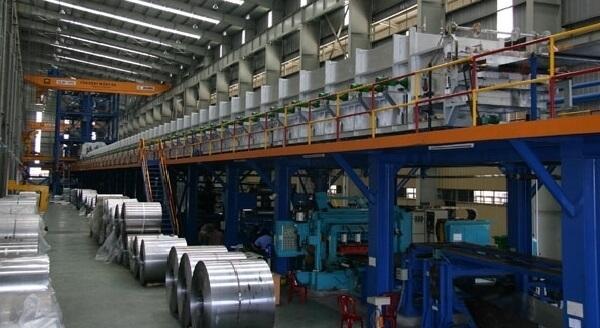 Công ty phân phối thép Hồ Chí Minh