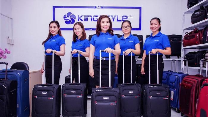 Công ty may balo túi xách Thái Việt