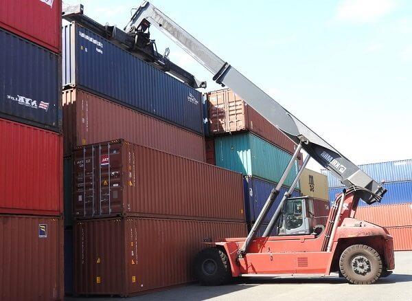Công ty vận tải container Bình Dương