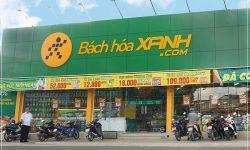 Cửa hàng bách hóa Hồ Chí Minh