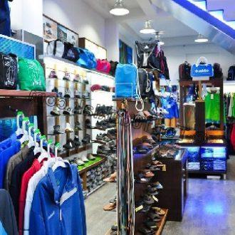 Cửa hàng dụng cụ thể thao Hồ Chí Minh