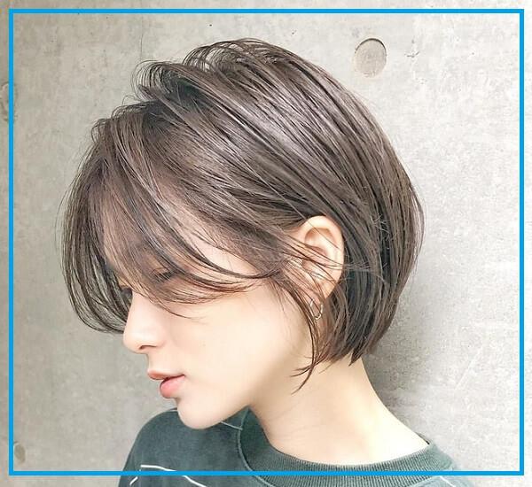 Kiểu tóc bob tém