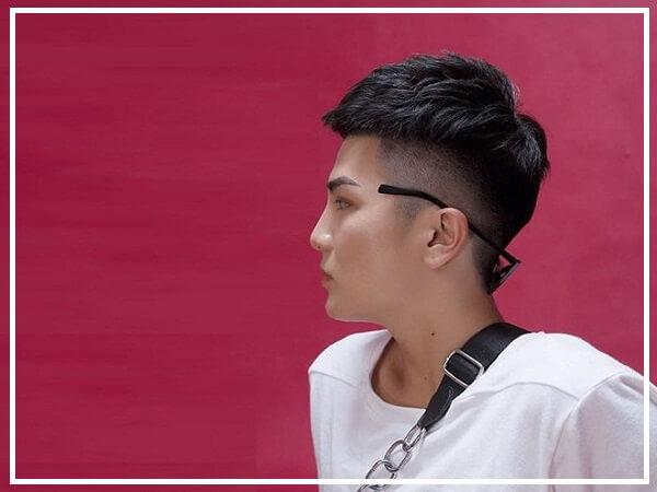 Kiểu tóc mohican đẹp