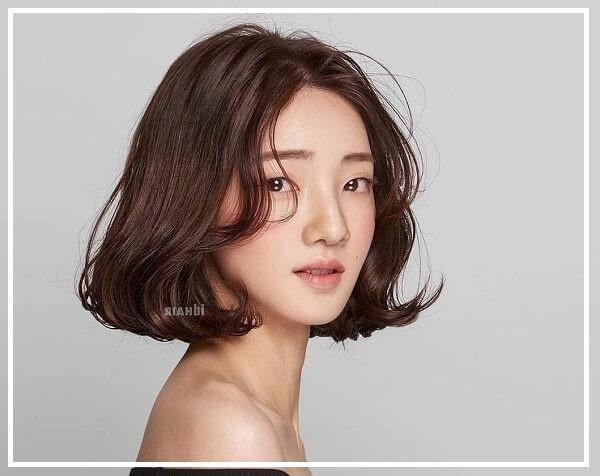 Tóc bob ngắn Hàn Quốc