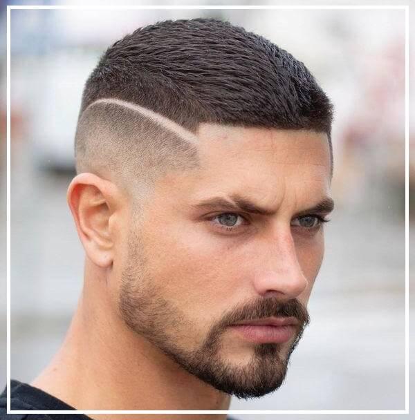 kiểu tóc đầu đinh đẹp