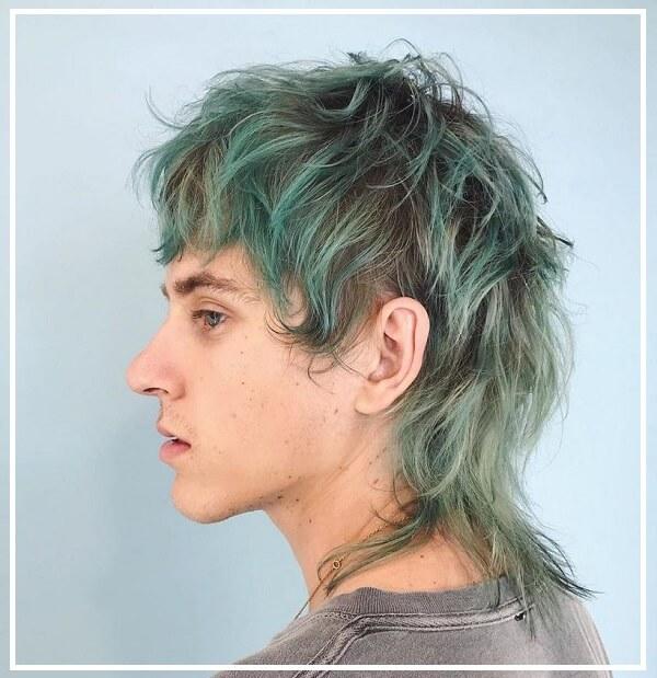 kiểu tóc mullet nam đẹp
